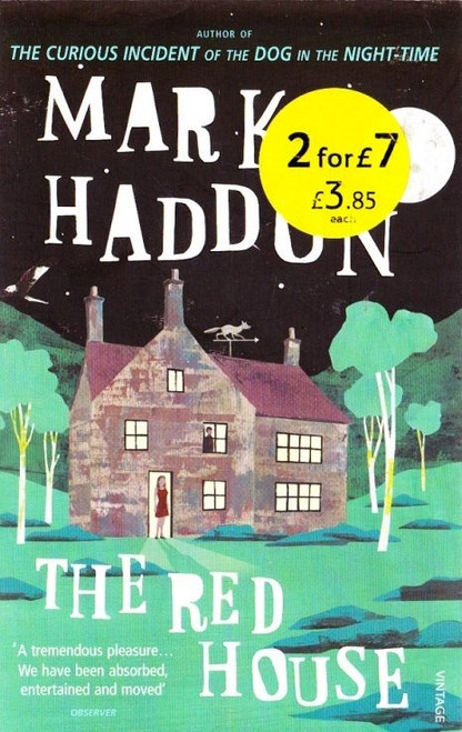 Haddon, Mark / The Red House