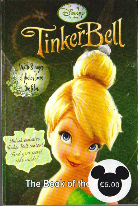 Disney / Tinker Bell: The Book of the Film