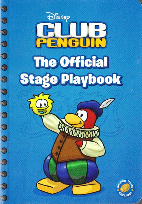 Disney / Club Penguin / The Official Stage Book