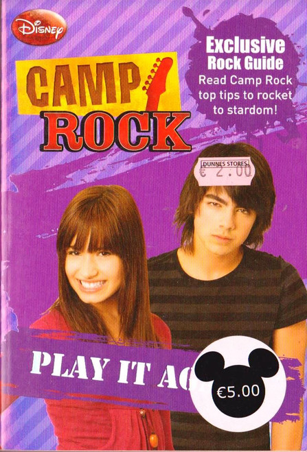 Disney / Camp Rock Play it Again