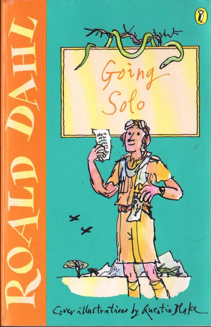 Dahl, Roald / Going Solo