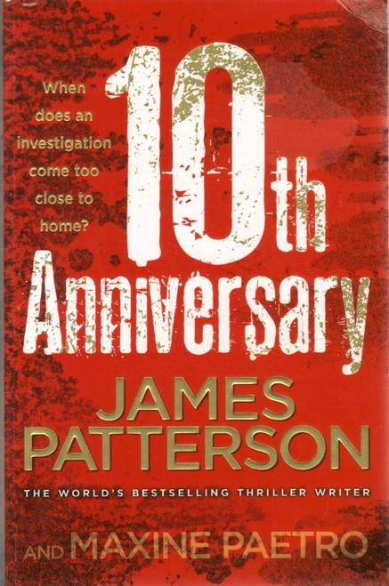 Patterson, James / 10th Anniversary