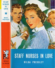 Mills and Boon.  Underrated gems. And.. Staff Nurses in Love.