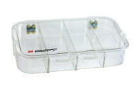 4 Compartment Shatterproof Fly Box