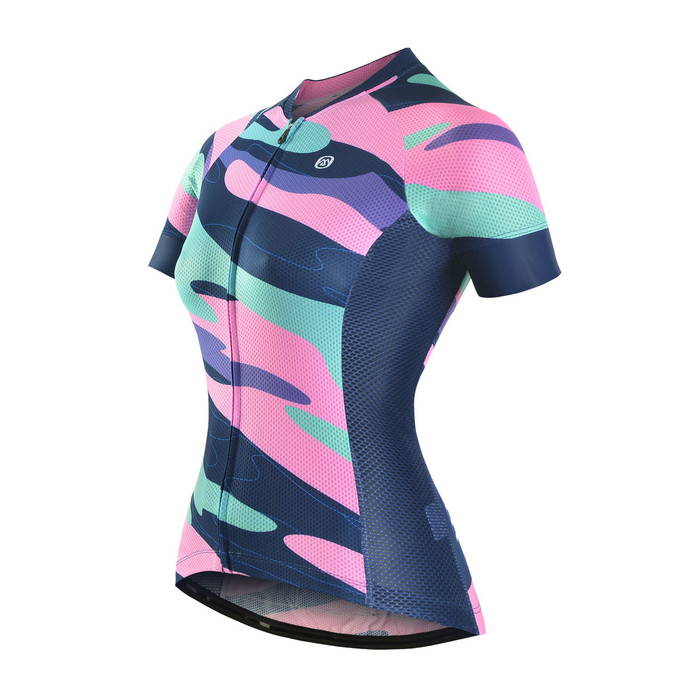 Women's RIDER Flash Colour S/S Jersey