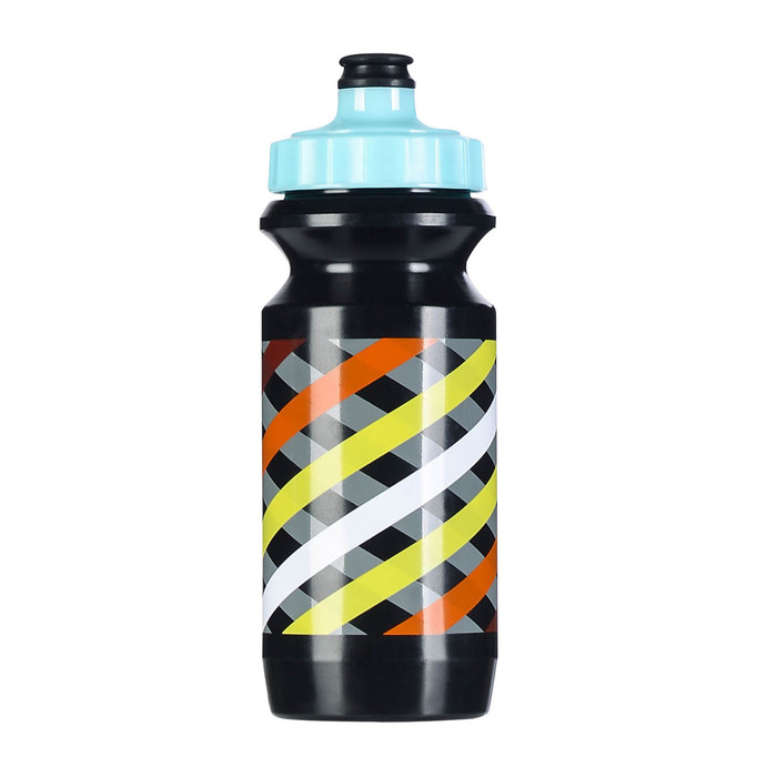 Dimension Blue/Black/Multi Water Bottle