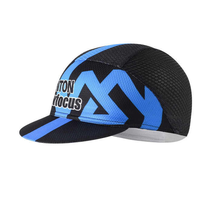 Harton black/blue Cycling Cap