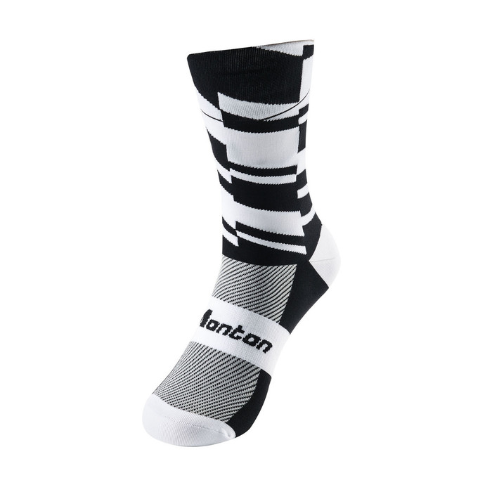 Fearless Cycling Socks - black/white