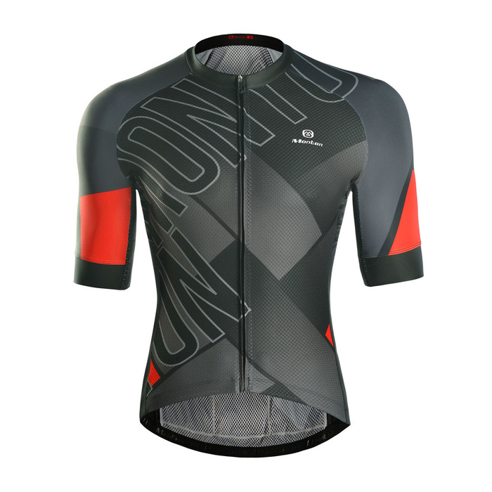 Men's RACE A Edge S/S Jersey - red