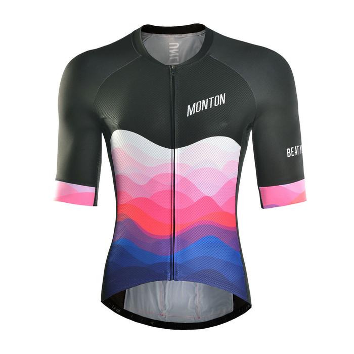 Men's RACE B Ease S/S Jersey - pink