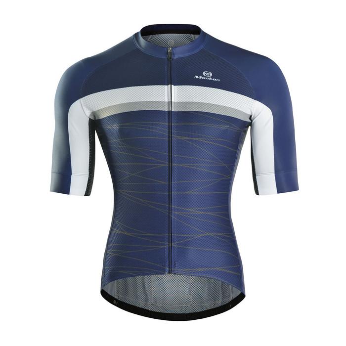 Men's RACE A Soar S/S Jersey - blue