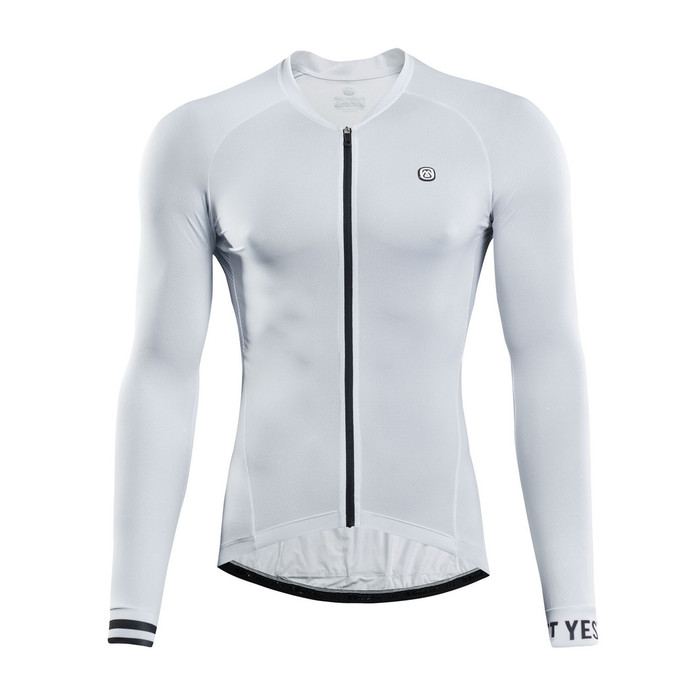 Men's PRO Traveller L/S Jersey - white
