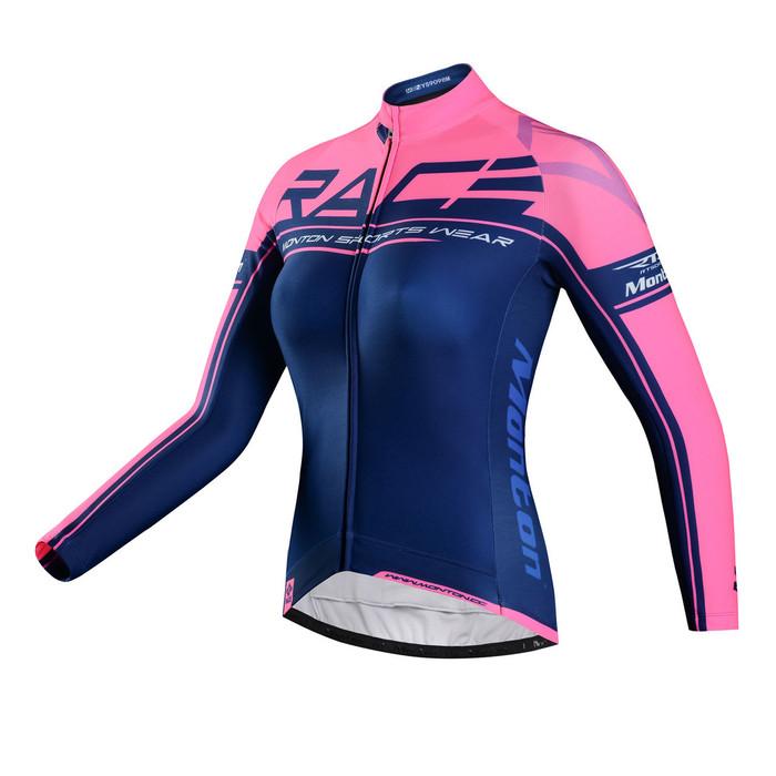 Women's RACE 2017 L/S Thermal Jersey