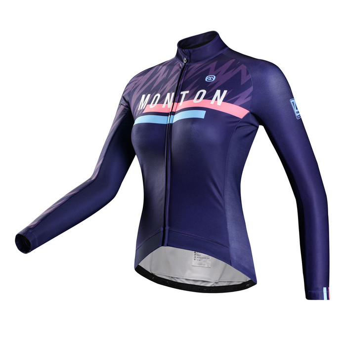 Women's RACE Shadow Thermal L/S Jersey