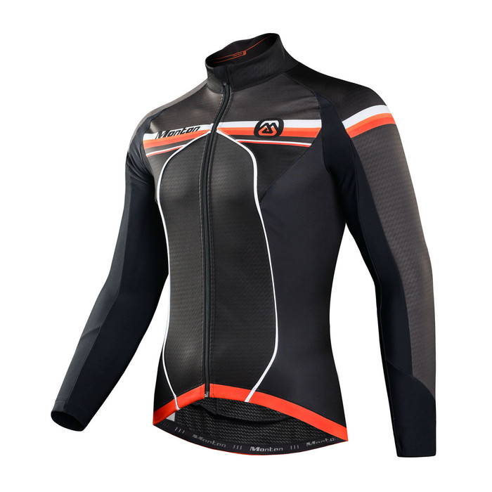 Men's REVO Zefiro Black Thermal Jacket