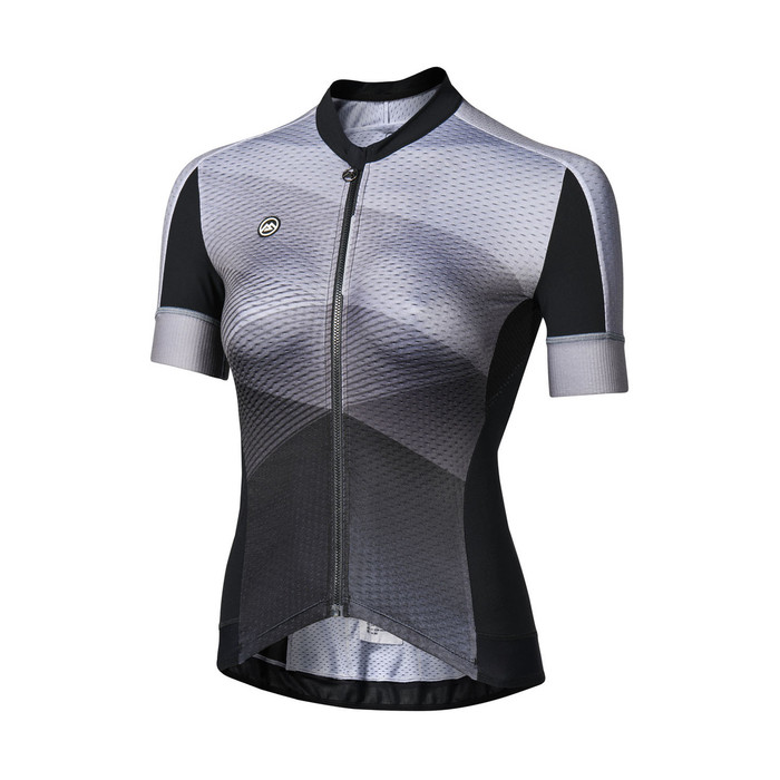 Women's 2018 PRO Magic Land black/grey S/S Jersey