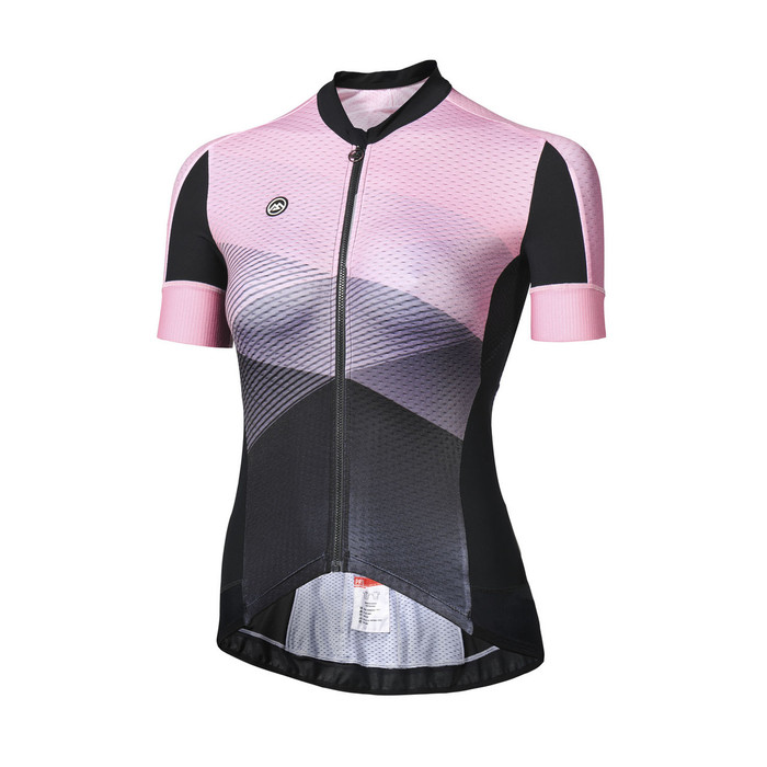 Women's 2018 PRO Magic Land black/pink S/S Jersey
