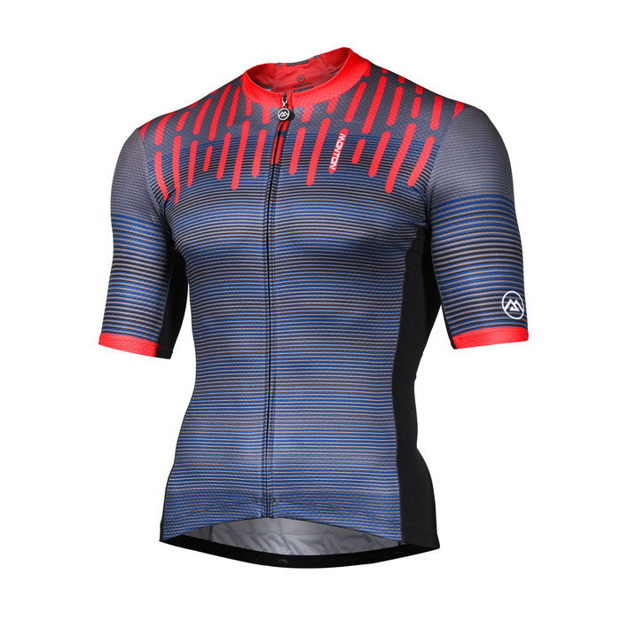 Men's 2018 Lifestyle Sylphy grey S/S Jersey