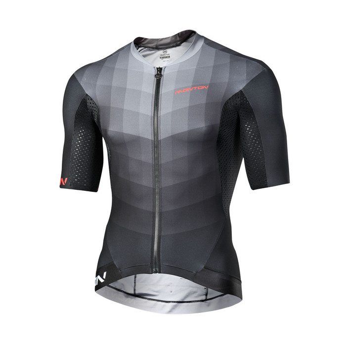 Men's 2018 Pro Cascata black/grey S/S Jersey