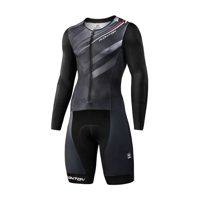 Men's 2018 Pro Lead-Out L/S Skinsuit