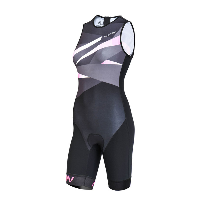 Women's 2018 Pro Asterism sleeveless Triathlon Skinsuit