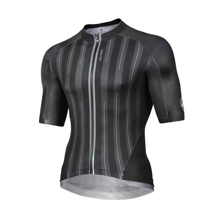 Men's 2018 REVO Gessato (black/grey) S/S Jersey
