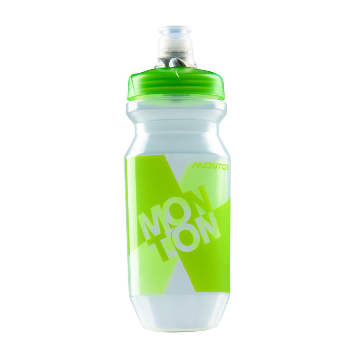 Lavaredo Transparent Green Water Bottle