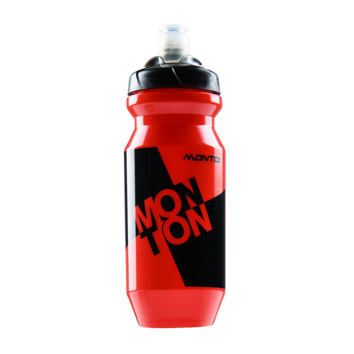 Lavaredo Black/Red Water Bottle