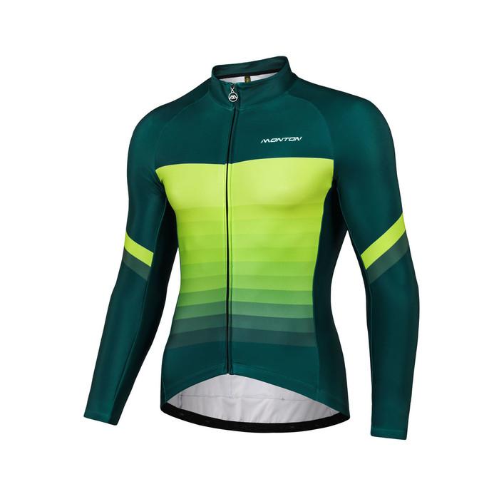 Men's 2018 Urban+ Turtle Thermal Jersey - green