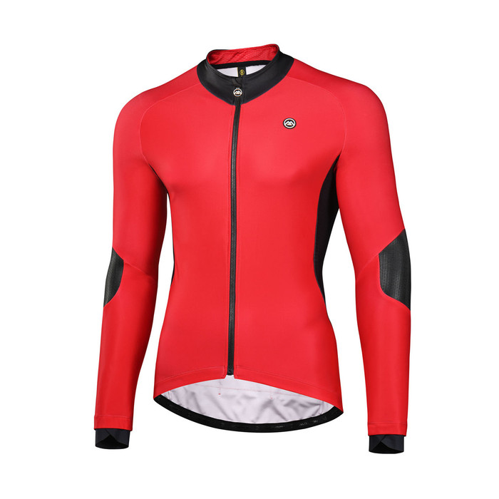 Men's 2018 Pro Cyclance Thermal Jersey - red