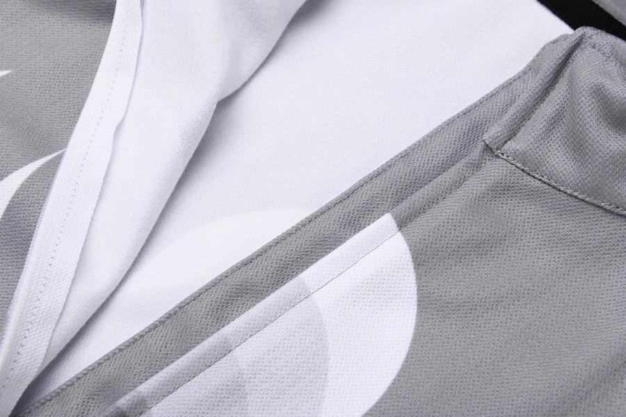 Men's 2018 Lifestyle Comet Thermal l/s Jersey - light grey