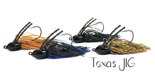 Fitzgerald Fishing Texas Jig