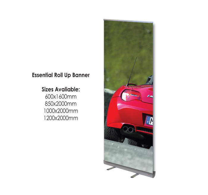 Essential Roll Up Banner