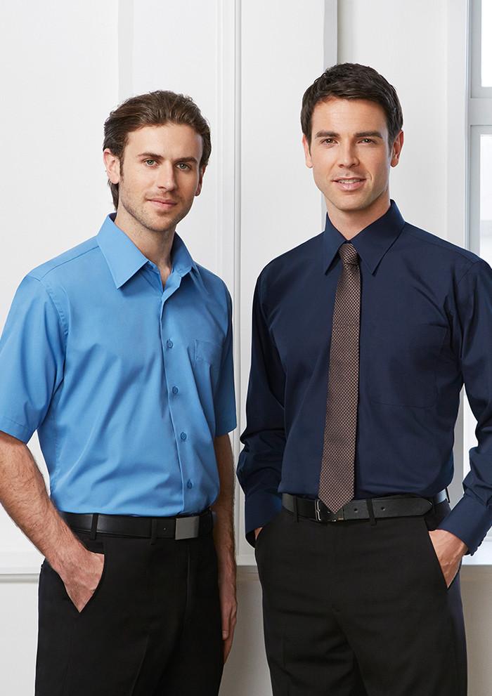 Mens L/S Metro Business Shirt