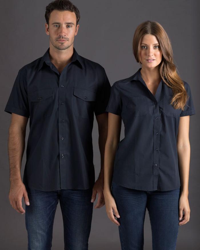 Ladies Harley Business Shirt