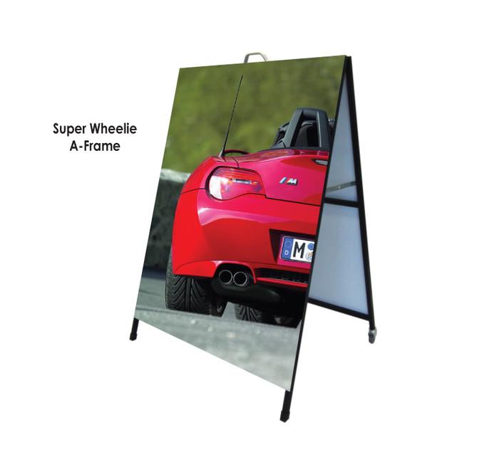 Super Wheelie Super Wheelie A-FrameA-Frame