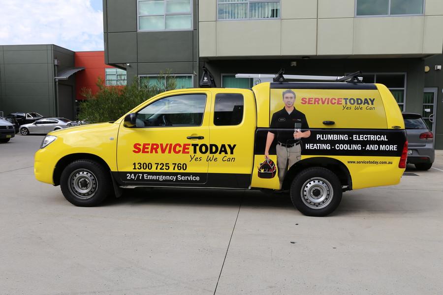 Service Today Ute