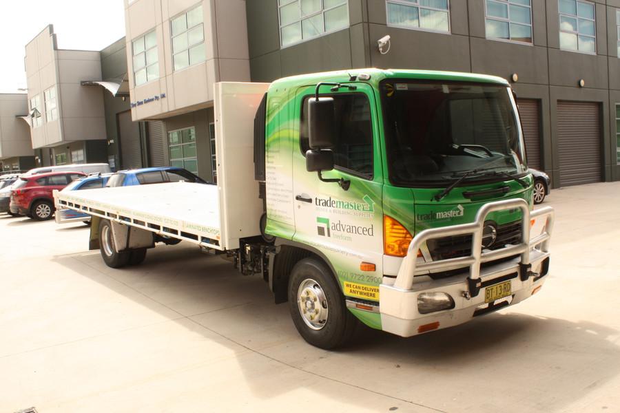 Trade Master Truck