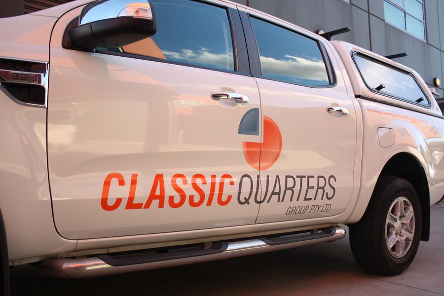 Classic Quarters Ranger Ute