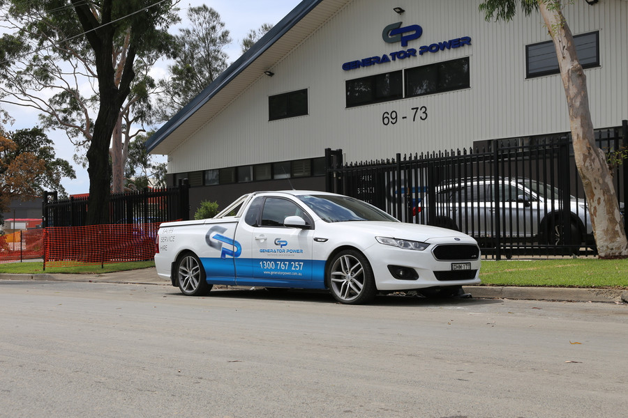 Ford Ute Signage
