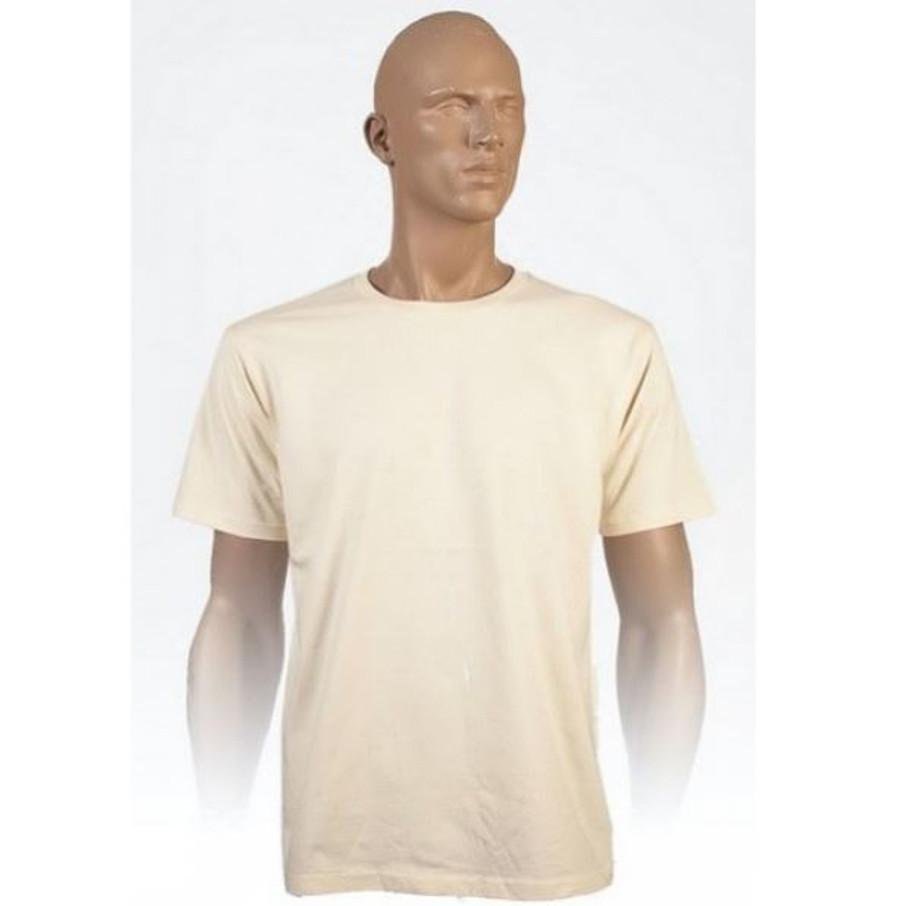 Mens Surf T-Shirt (Cream)