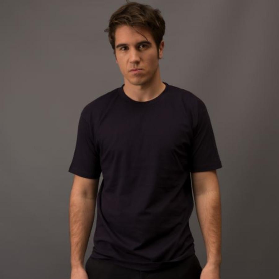 Mens Surf T-Shirt (Navy)