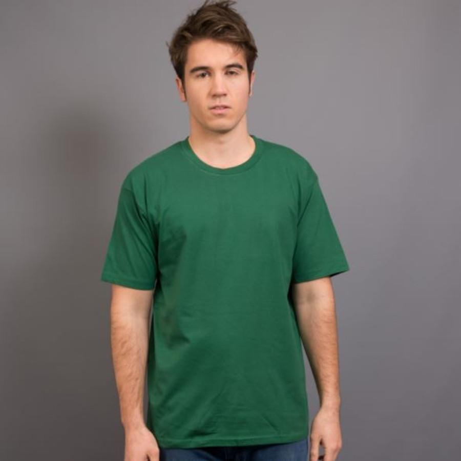 Mens Surf T-Shirt (Bottle Green)