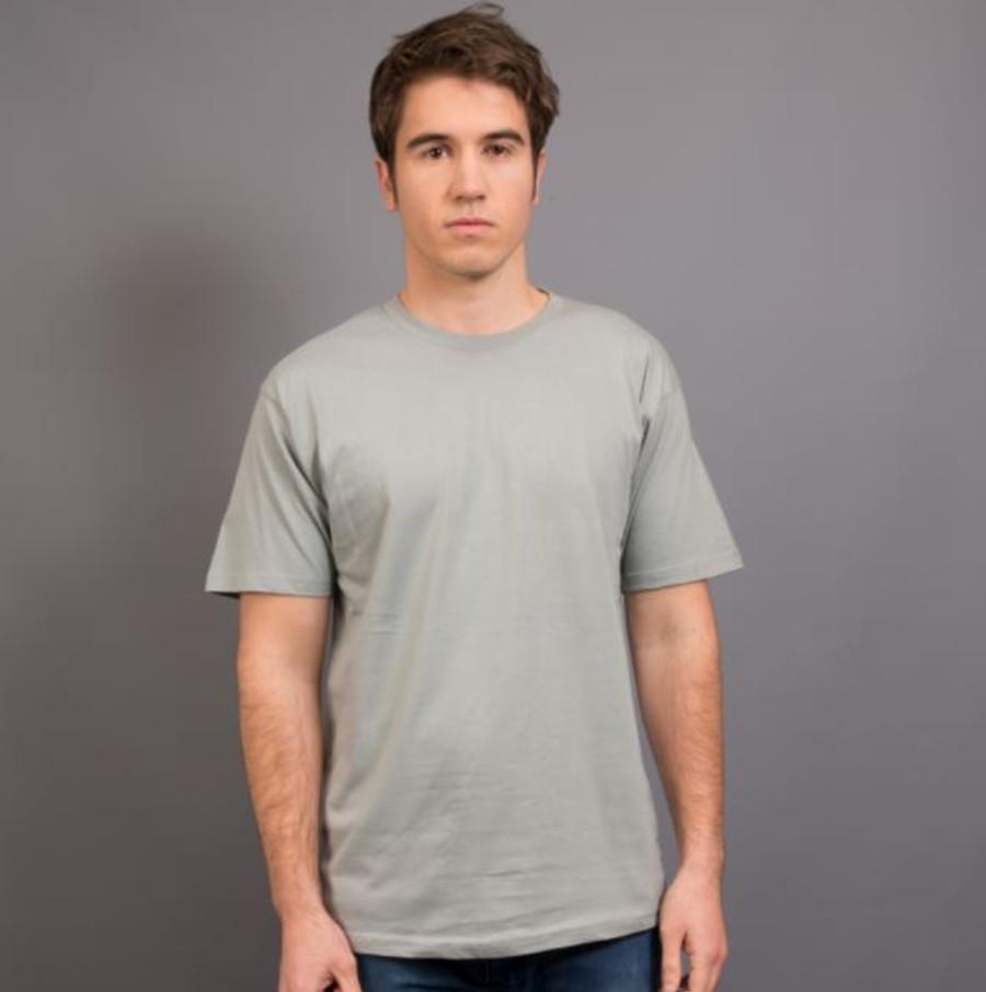Mens Surf T-Shirt (Steel Grey)