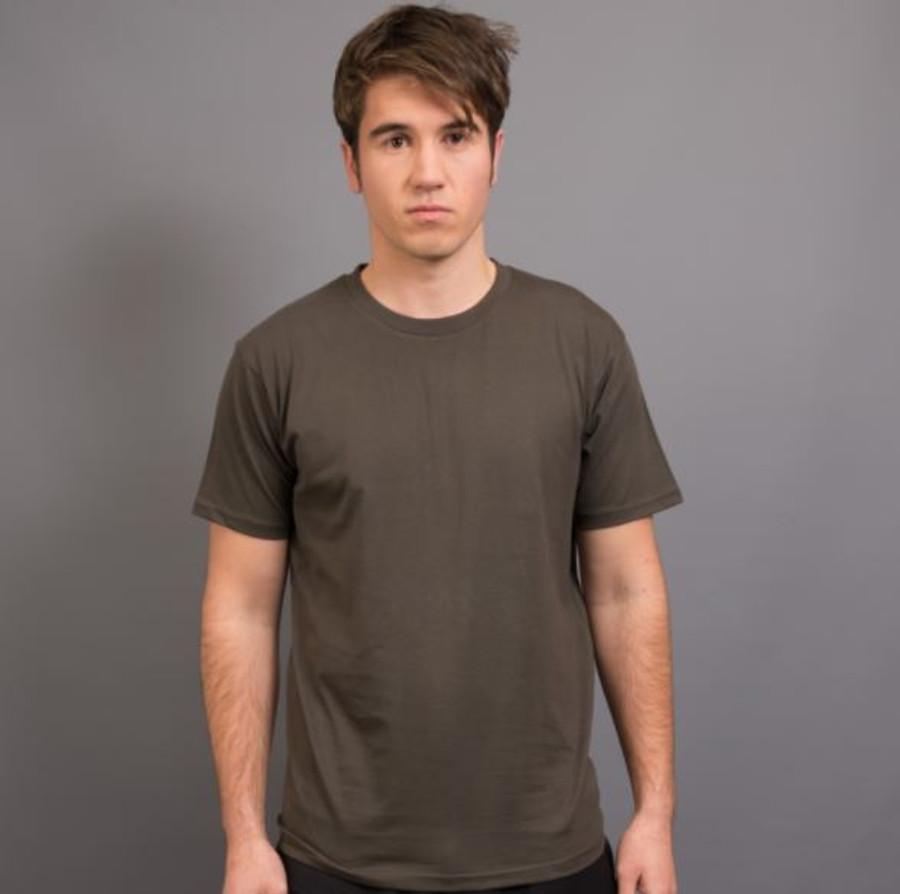 Mens Surf T-Shirt (Charcoal)