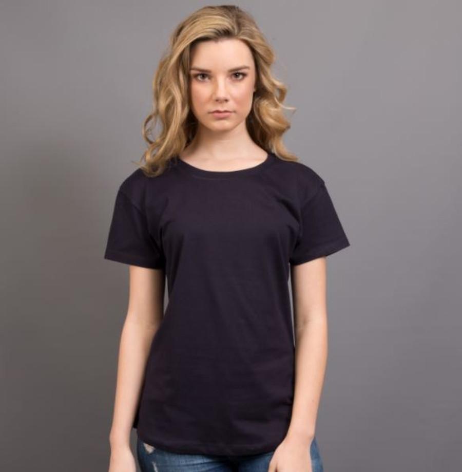 Ladies Surf T-Shirt  (Navy)