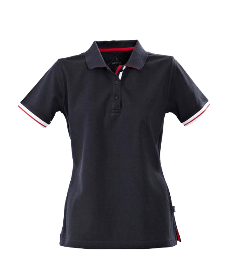 Ladies Antreville Polo Shirt (Navy)