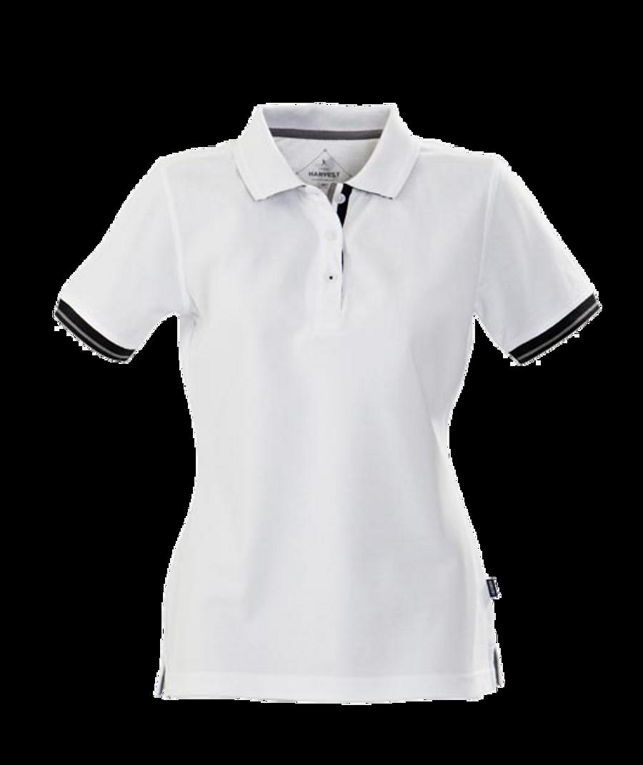 Ladies Antreville Polo Shirt (White)