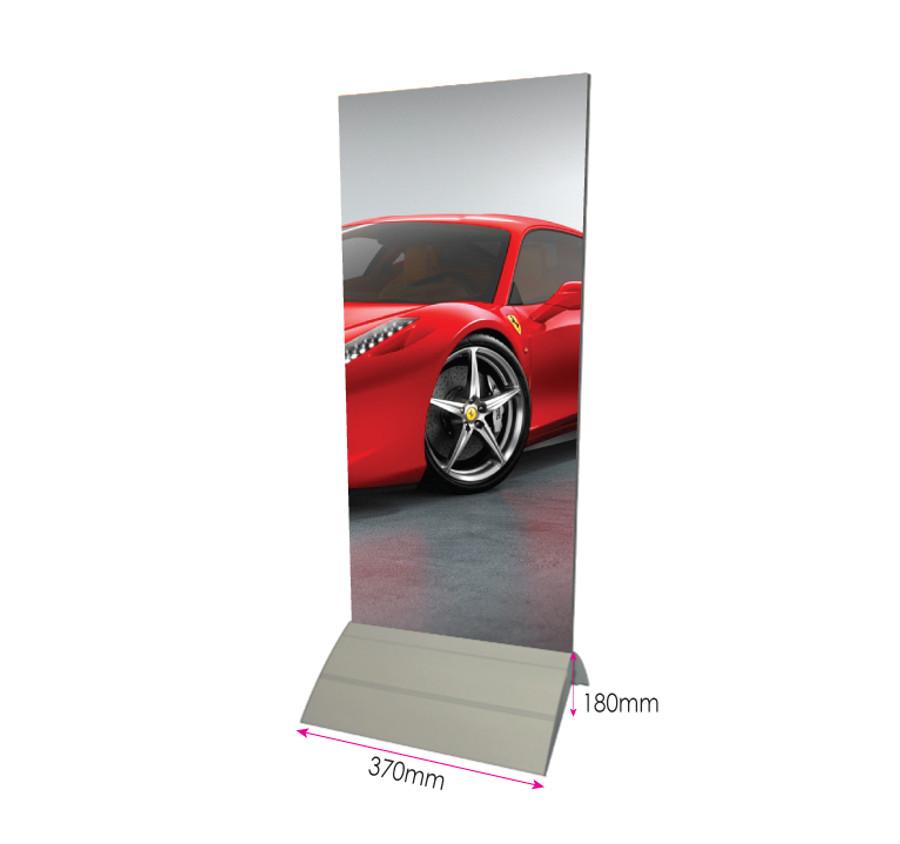Rocket Vertical Panel Stand - Slim Line 500