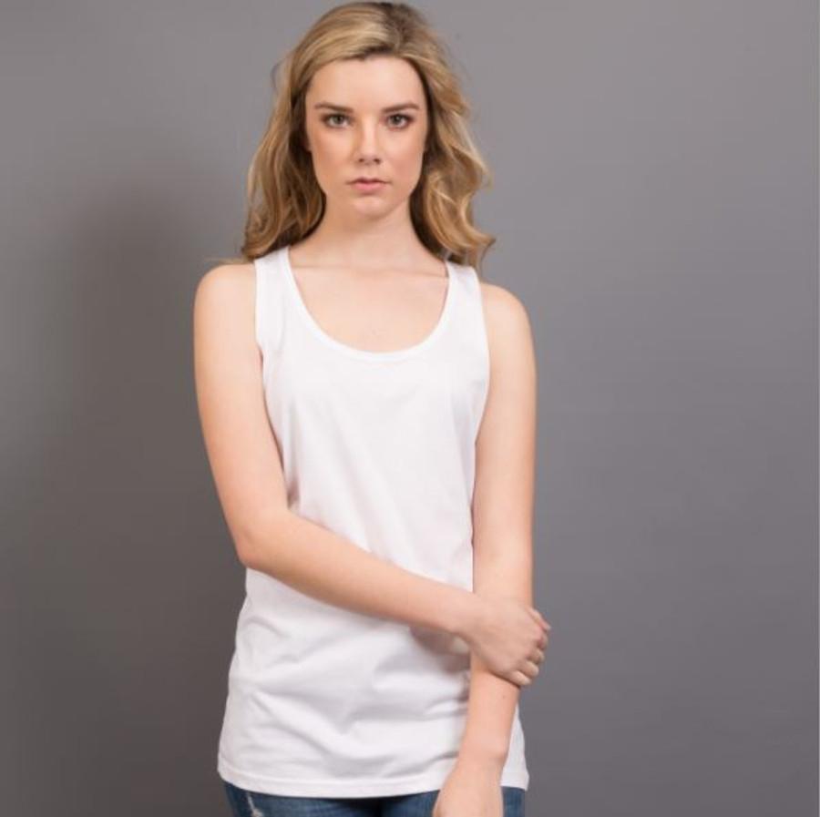 Ladies Laguna Singlets (White)
